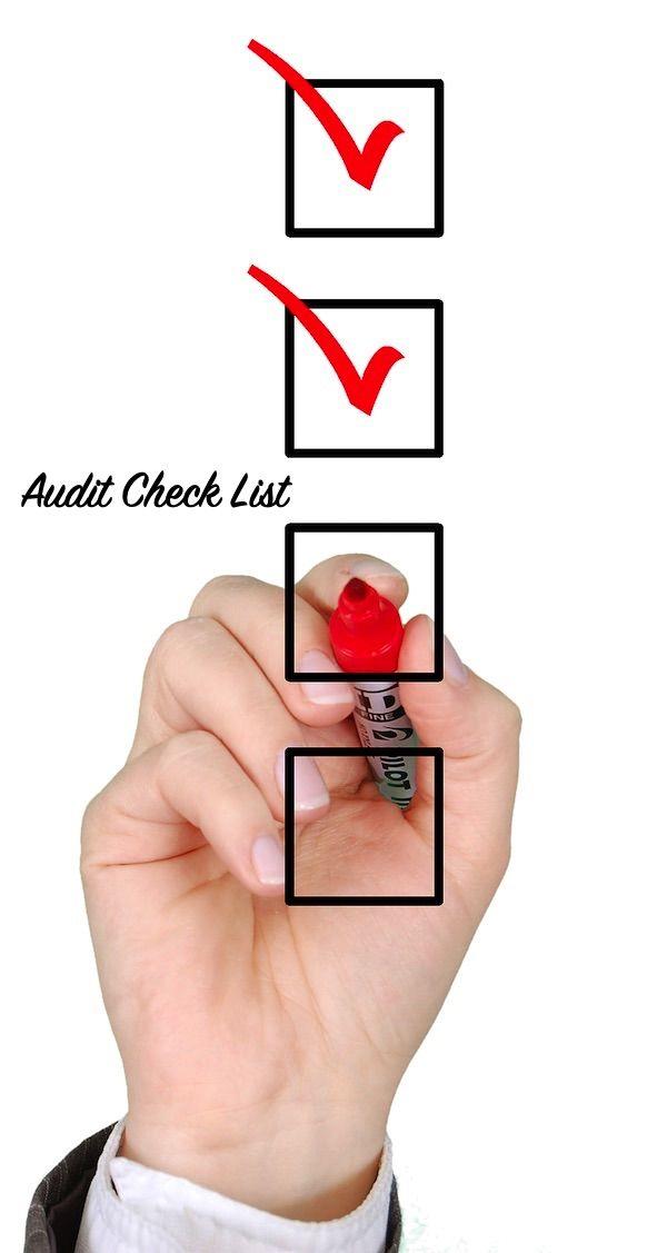 check list auditoría protecció de dades